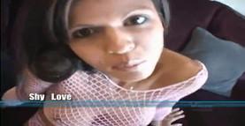 Shy Love - Anal POV