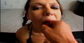Alicia Gets Ass Fucked
