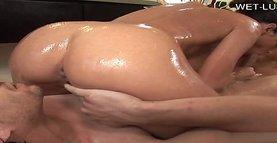 Cute slut best anal