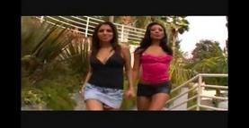 Chicas-Threesome