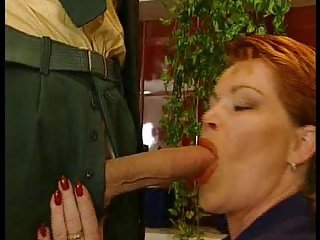 German mature bbw get fucked