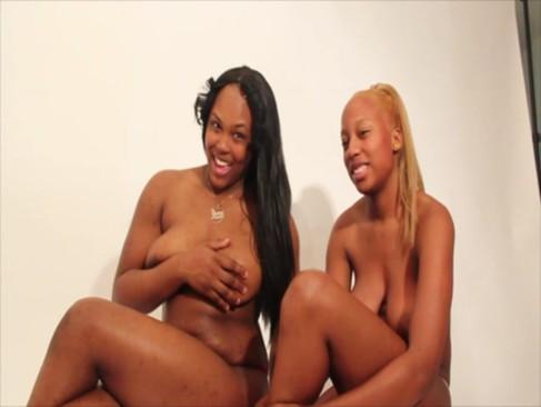 Ebony Lesbian Squirt Fest
