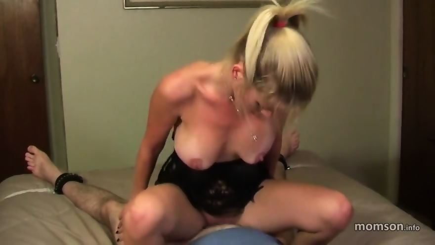 French Milf Double Penetration