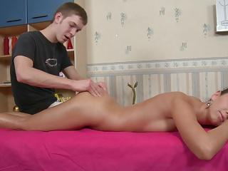 Teen massage porn — img 7