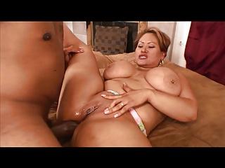 Pornstar brunette anal