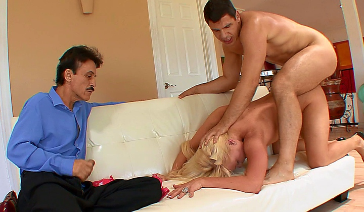 Husband Gets Fucked Bbc
