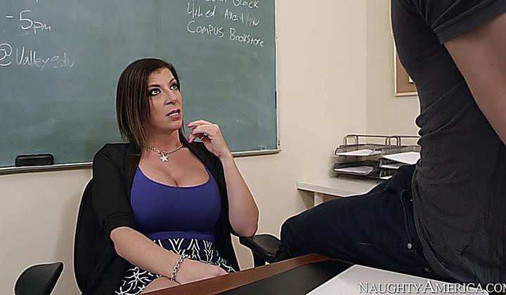 My frist sex teacher sara jay