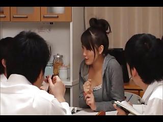 Japanese Mom Sex Ed