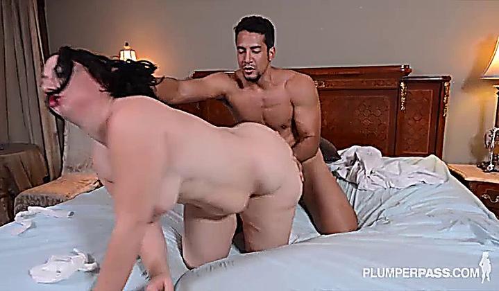 Vanessa bbw porn
