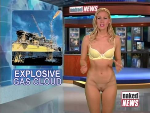 Naked news xxx videos