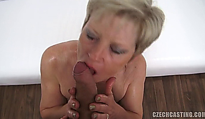 long put casting x mature