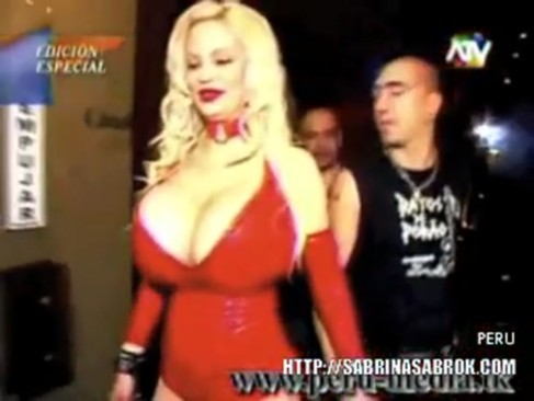 Sabrina sabrok breast naked images