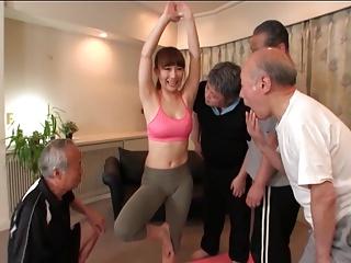 porn-oldman-gangbang-girl