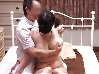 Watching mature wife massage matchless phrase