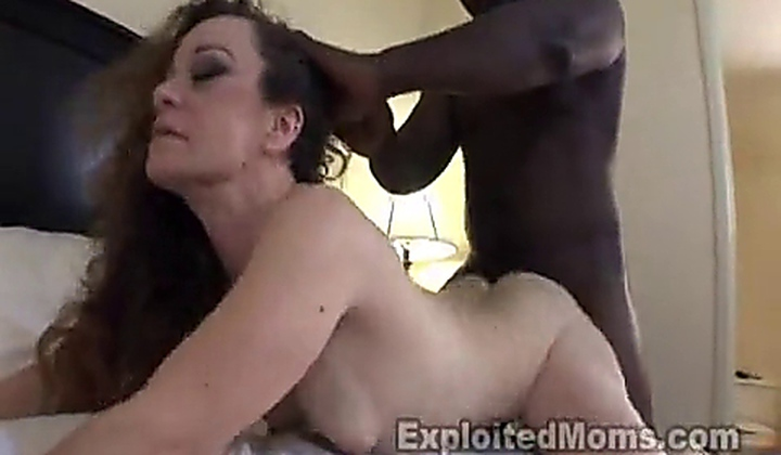 Exploited mature interracial with you