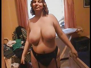 Huge Tits Mom Anal
