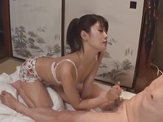Cute Japanese Girl Fucked By Old Man