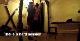 ThaliaS hard session