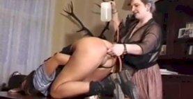 Punishment Enema