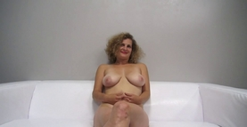 frisky czech with great breast casting by eliman
